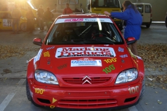 Main sponsor su Citroen Saxo