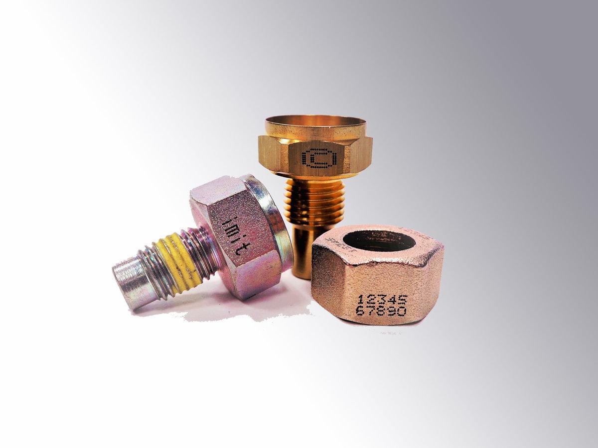 Bulloni - Hitachi Ux D140W - Getto D'inchiostro Continuo