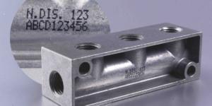 Componente Metallo - Hitachi Ux-D160 - Getto D'inchiostro Continuo_Copia