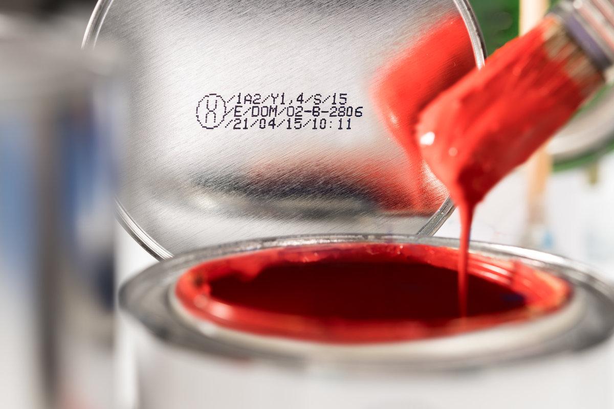 Latta - Hitrachi Ux E160W - Getto D'inchiostro Continuo