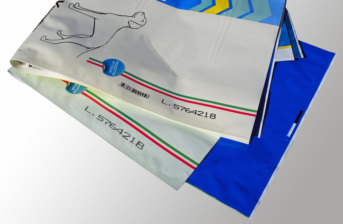 Sacco Plastica Manigime - Hitachi Ux D860 Twin Nozzle - Getto D'inchiostro Continuo