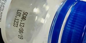 Bottiglia Plastica Trasparente
