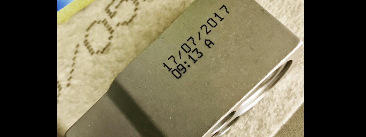 Metallo - Hitachi Ux B160W - Getto D'inchiostro Continuo