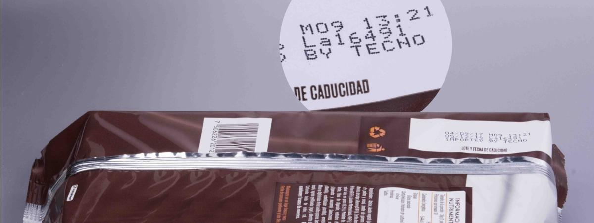 Confezione Merendine - Hitachi Ux D160W - Getto D'inchiostro Continuo