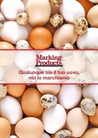 stampa industriale su uova